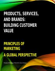 5 Product, Service, Branding Strategy