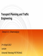 Teaching 1 Transport Planning and Traffic Engineering.pptx