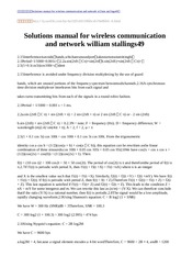Solutions manual for wireless communication and network william stallings49-6