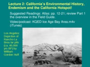 Lecture2CAEnviroHistory_EndemismW10