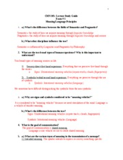 CMN_105_Lecture_Study_Guide1