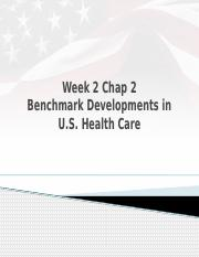 Week2+Chap+2+US+Healthcare+Systems+Spring+2016