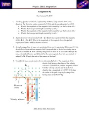 2BB3 Assignment 2 2015 Solutions