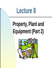 Lect 8 - PPE (2)