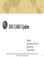 ISO 13485 Update.pdf