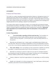 ASSIGNMENT 6 INSTRUCTIONS AND JOURNAL.docx