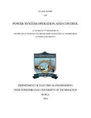 power_system_operation_control