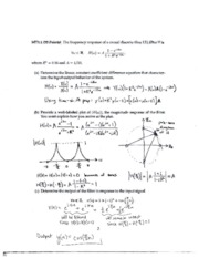 Midterm 1 Solutions 10
