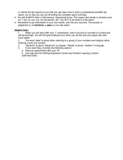 Enumeration Report Guidelines Fall2013