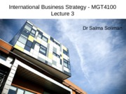 Lecture 3 - External business environment in international business.ppt