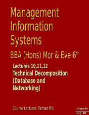 MIS BBA(Eve) & BBA (Morn) 6th Lec 131415.ppt