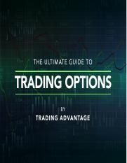 Option trading guide pdf