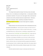 by the waters of babylon essay shah rohan shah mr pierce grade  3 pages persuasive prompt television v4