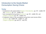 Fall_2014 Goods Market Introduction