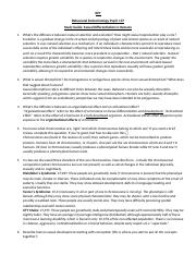 Study Guide Sex Development Brain KEY (1) docx - KEY Behavioral