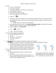 Chemistry Chapter 5 Notes-part 1