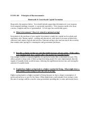 ECON-110-Hw 9_Capital Formation.docx