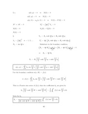 Differential Equations Lecture Work Solutions 62