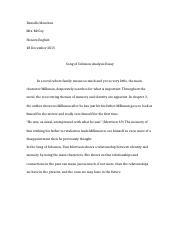 voice of democracy essay danielle menchen mr purdue hn u s 1 pages danielle menchen