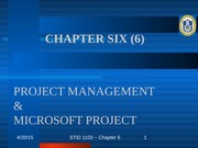 stid1103_ch6_ProjectManagement_MicrosoftProject_