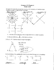 Chapter 6 Study Guide Solutions