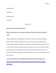 fetal alcohol syndrom final paper fetal alcohol syndrome ashlie most popular documents for psych