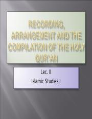 Compilation_and_translation_of_Quran.ppt