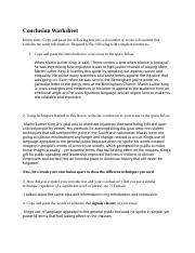 Restaurant essay in spanish