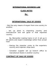 4) International sale of goods 2.doc