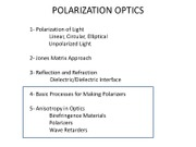 25. 2012fall-ECE412-Lectures-3435-Polarizers