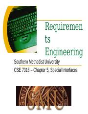 chapter 5 special interfaces 2010.ppt