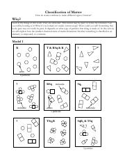 7 Classification of Matter-S (2).pdf - Classification of ...