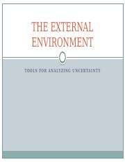 Ch. 2 THE EXTERNAL ENVIRONMENT.pptx