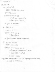 MATH 427 Fall 2010 Assignment 1 Solutions