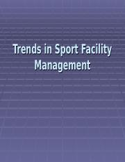 (note 3) - Trends in Sport Facility Investment (1)