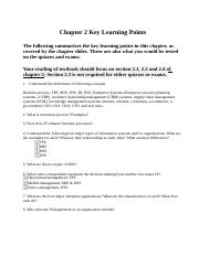 CIS3390_Chapter02_Key Learning Points(1) (1)