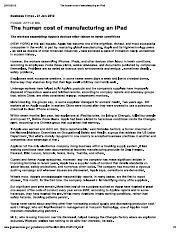 The human cost of manufacturing an iPad.pdf