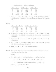 HW Solutions Stat 106