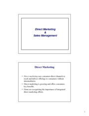 6815 2015 Direct Marketing and Sales Management - Copy