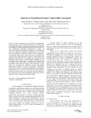 Analysis on Cloud-Based Security Vulnerability Assessment.pdf