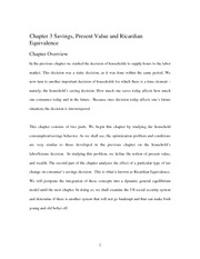 Chapter 3b_on_Savings_PV_&_Ricardian_Equivalence