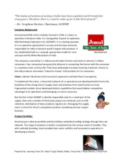 Amul supplychain future initiatives