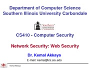 NetworkSecurity-WebSecurity