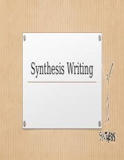 Lecture_4_-_Synthesis_Writing_I_1_