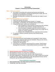#1 Financial Accounting Fundamentals