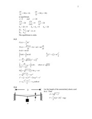Analytical Mech Homework Solutions 165