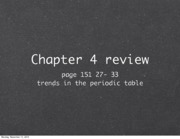Chemistry Chapter 4 rev