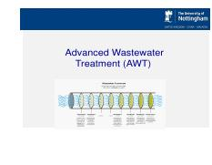 10 Advanced Wastewater Treatment