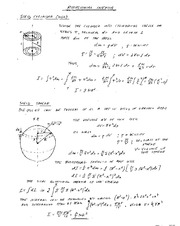 PHYS 1420 Moment of Inertia (disk and sphere)