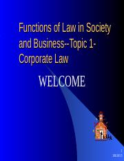 Topic 1-Corporate Law-Formation of company (1).ppt
